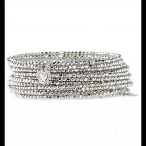 Bardot Spiral Wrap Bracelet